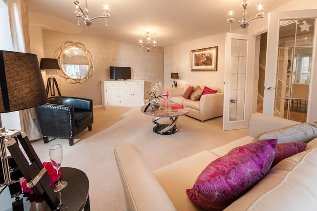 Thumbnail Detached house for sale in Ellesmere Road, Shrewsbury, Shropshire