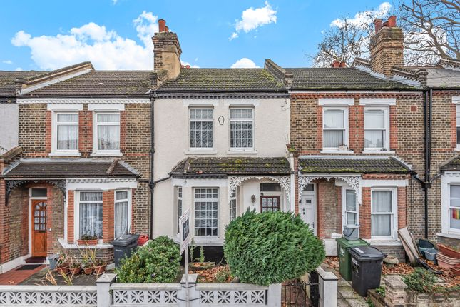 Terraced house for sale in Old Road, London