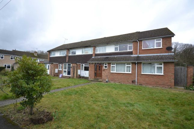 Thumbnail End terrace house to rent in Kingfisher Drive, Reading, Berkshire