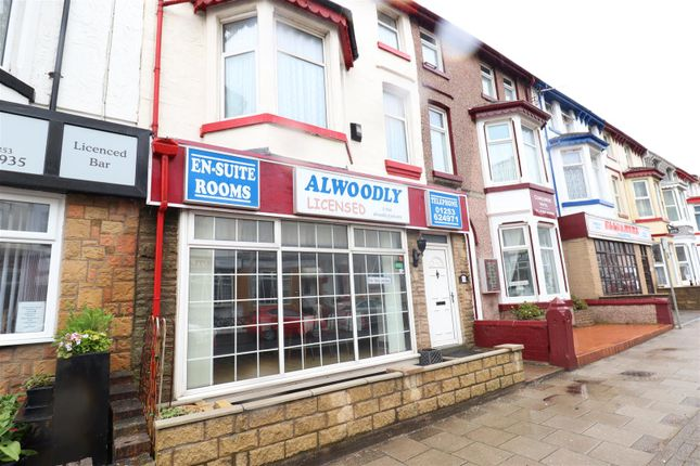 Thumbnail Terraced house for sale in Hornby Road, Blackpool