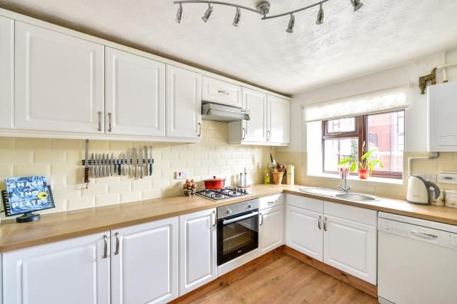 Kitchen of Mortons Fork, Blue Bridge, Milton Keynes, Buckinghamshire MK13