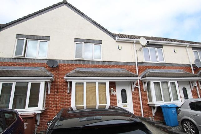 Thumbnail Terraced house to rent in Tara Court, Hull