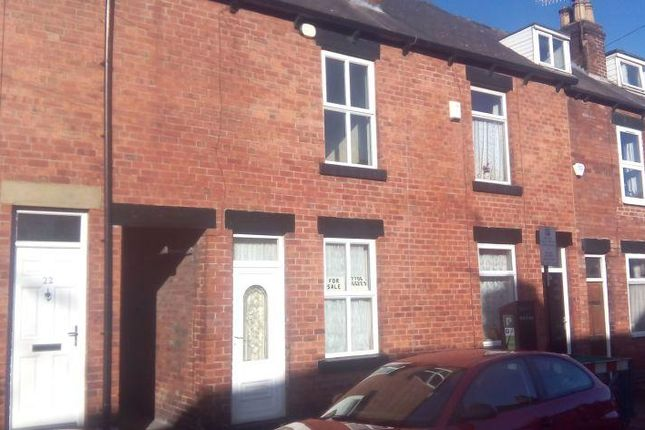 Thumbnail Terraced house for sale in Eastwood Road, Sheffield