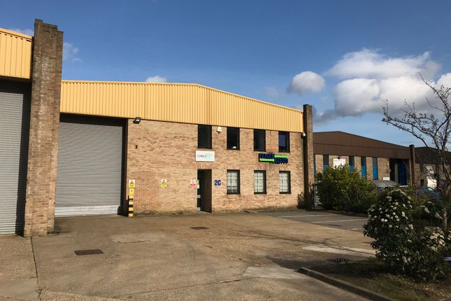 Thumbnail Industrial to let in 2C, Albany Park, Frimley