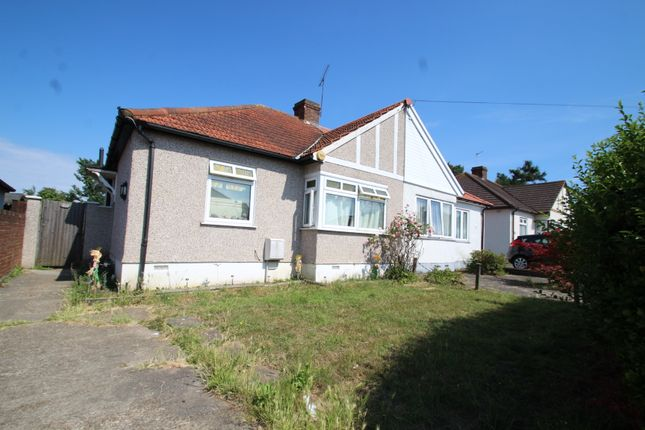 Thumbnail Semi-detached bungalow to rent in Sussex Road, Orpington