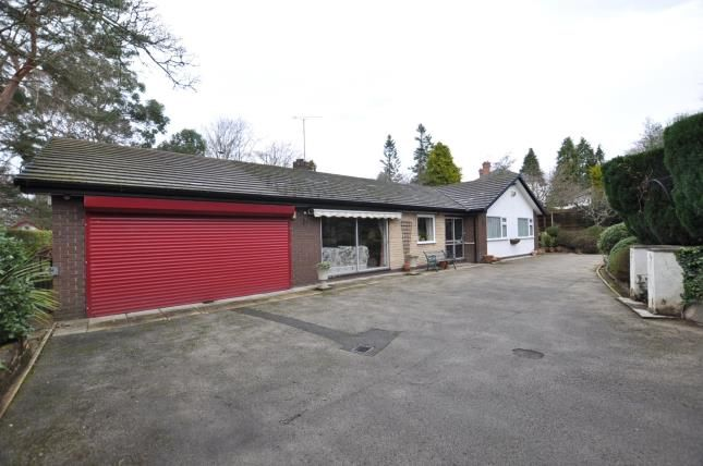 Thumbnail Bungalow for sale in Well Lane, Heswall, Wirral
