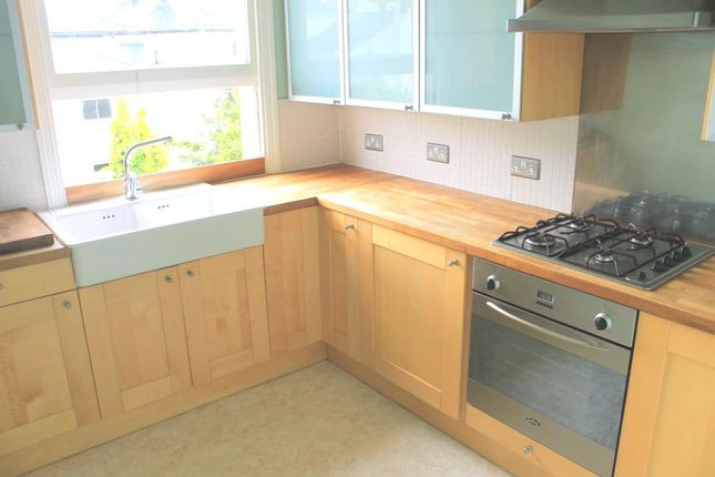 Thumbnail Maisonette to rent in Seafield Road, Hove
