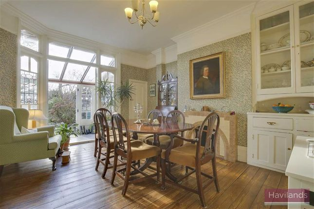 Thumbnail Terraced house for sale in Bourne Hill, Palmers Green, London