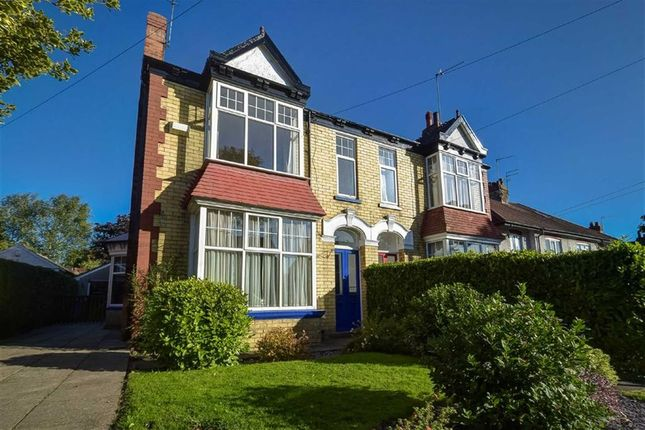 Thumbnail Semi-detached house to rent in Marlborough Avenue, Hessle