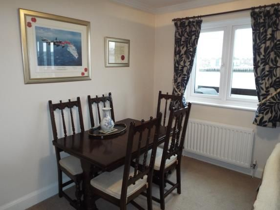 Dining Area of Channel Way, Ocean Village, Southampton SO14