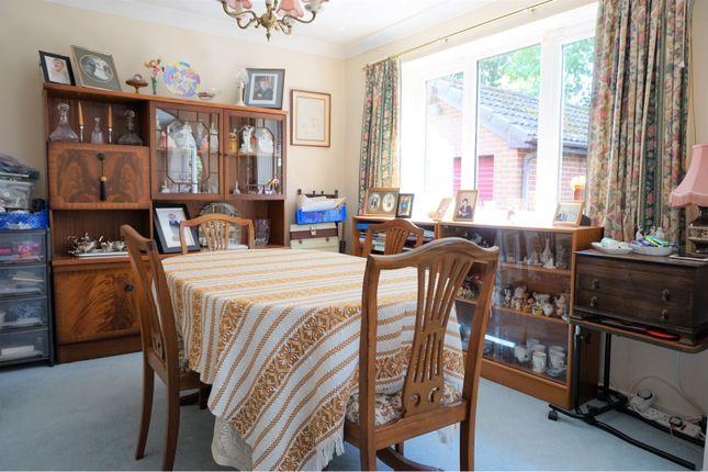 Dining Area of Burn Close, Verwood BH31