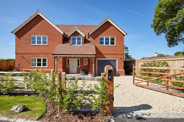 Thumbnail Detached house for sale in Old Bix Road, Bix, Henley-On-Thames