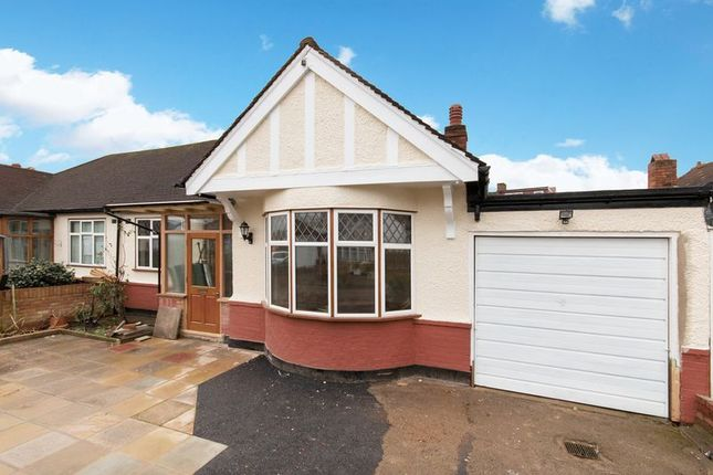 Thumbnail Bungalow for sale in Hammond Avenue, Mitcham