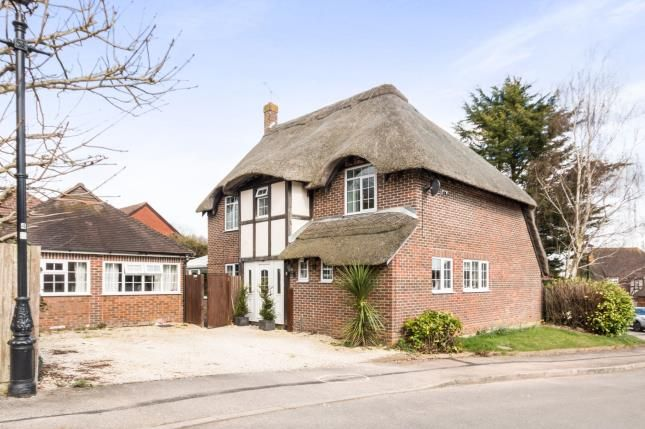 Thumbnail Detached house for sale in Lychpit, Basingstoke, Hampshire