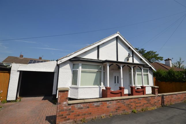Thumbnail Detached bungalow for sale in Seaforth Drive, Moreton, Wirral