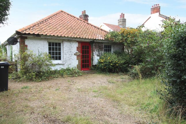 Thumbnail Detached bungalow for sale in The Street, Geldeston