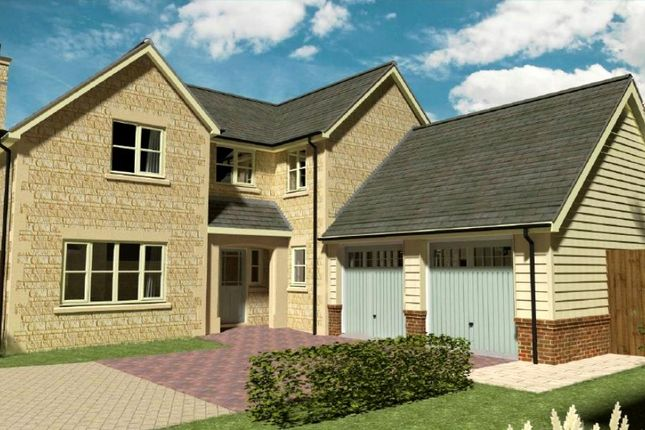 Thumbnail Detached house for sale in Spalding Road, Deeping St. James, Peterborough
