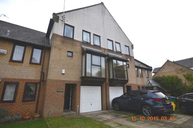 Thumbnail Town house for sale in Watersmeet Way, Thamesmead, London