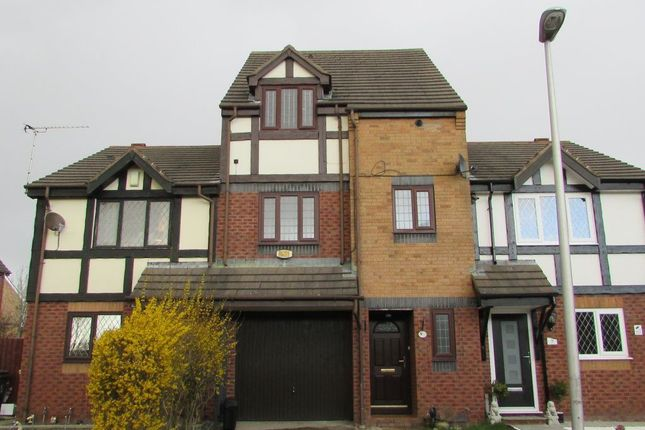 Thumbnail Property to rent in Teal Court, Blackpool, Lancashire
