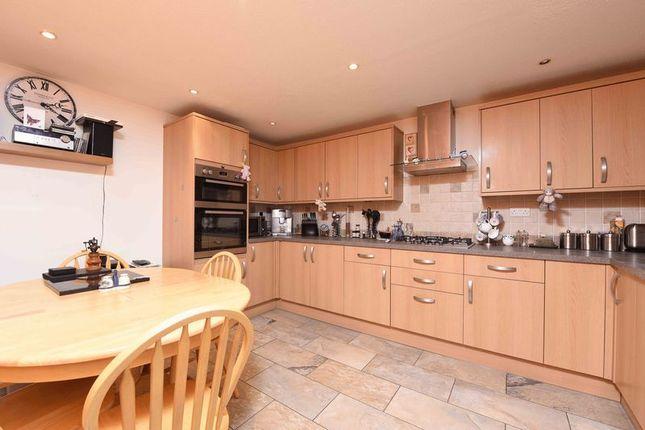 Thumbnail Terraced house for sale in Longcroft Road, Kingsclere, Newbury