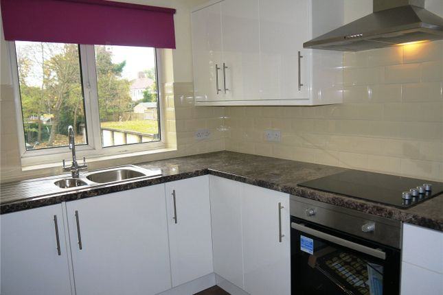 Thumbnail Flat to rent in Lancaster Road, South Norwood, London