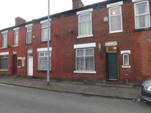 Thumbnail Terraced house for sale in Parkfield Street, Manchester, Greater Manchester