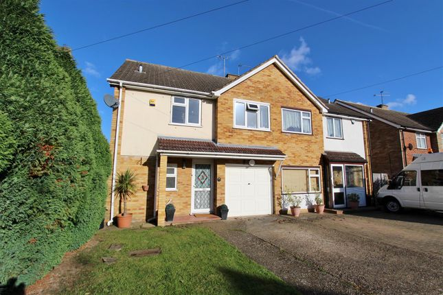 Thumbnail Semi-detached house to rent in Bellamy Close, Ickenham, Uxbridge