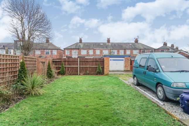 Garden of Linkfield Road, Hull HU5