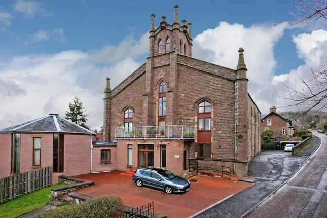 Thumbnail Flat for sale in Flat 12 St. Ninians Court, Heathcote Road, Crieff