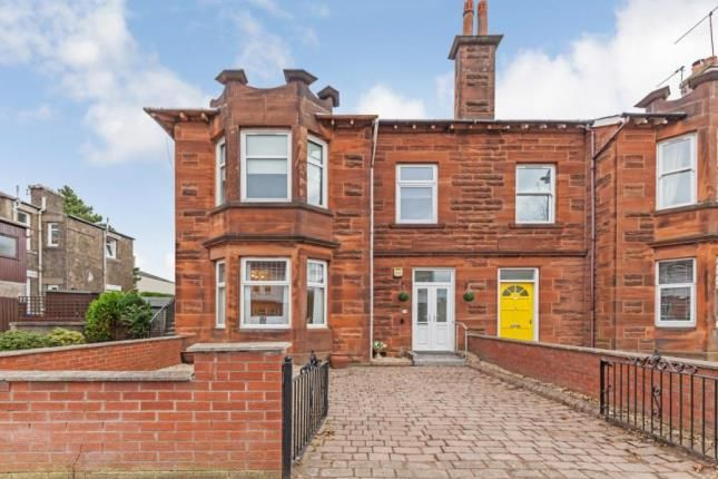 Thumbnail Flat for sale in Springfield Park Road, Rutherglen, Glasgow, South Lanarkshire