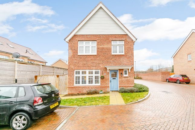 Thumbnail Detached house for sale in Lakeside Close, Faversham, Kent
