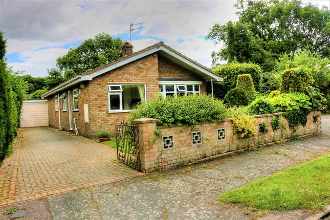 Thumbnail Detached bungalow for sale in Royden Way, Great Yarmouth
