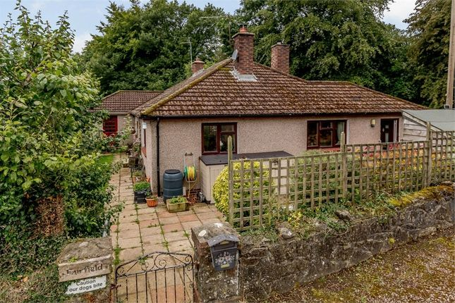 Thumbnail Detached bungalow for sale in Back Road, Catbrook, Chepstow, Monmouthshire