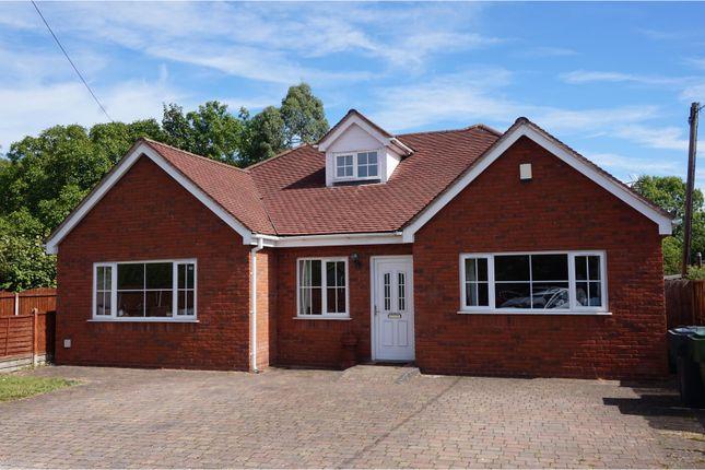 Thumbnail Detached house for sale in Ash Lane, Birmingham