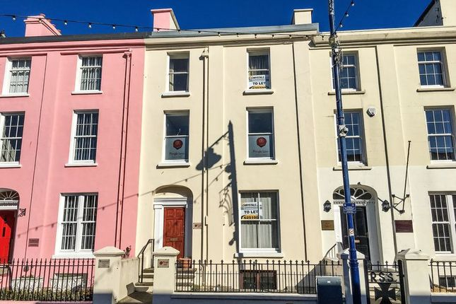 Thumbnail Property to rent in Auckland Terrace, Parliament Street, Ramsey, Isle Of Man