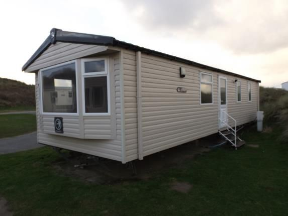 Thumbnail Mobile/park home for sale in Perran Sands, Perranporth, Cornwall