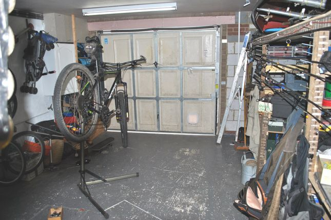 Garage of Salisbury Close, Potters Bar EN6