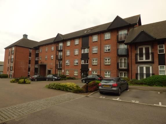 Thumbnail Flat for sale in West Dock, The Wharf, Leighton Buzzard, Bedfordshire