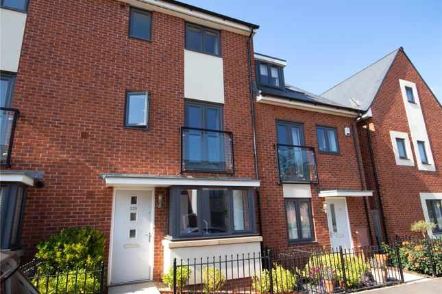 Thumbnail Terraced house for sale in Willowherb Road, Lyde Green, Bristol