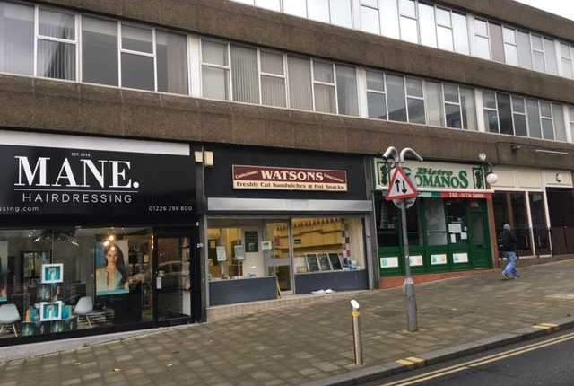 Thumbnail Retail premises to let in Shambles Street, Barnsley