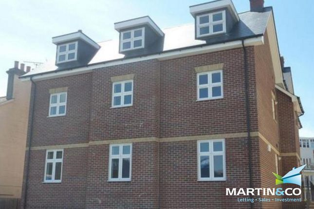 Thumbnail Flat for sale in Blandford Road, Hamworthy, Poole
