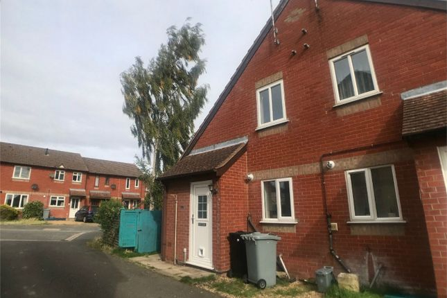 Thumbnail Semi-detached house to rent in The Brambles, Deeping St James, Peterborough, Lincolnshire