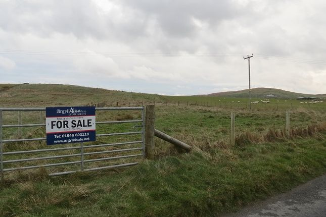Thumbnail Land for sale in Portnahaven, Isle Of Islay