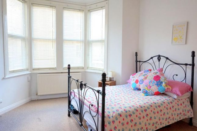 Bedroom of Garden Flat, Alma Road Avenue, Clifton BS8