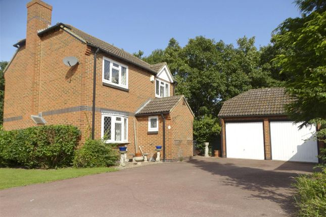Thumbnail Detached house for sale in Hasted Close, Greenhithe
