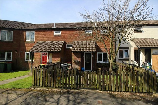 Thumbnail Terraced house to rent in Marlfield Close, Ingol, Preston