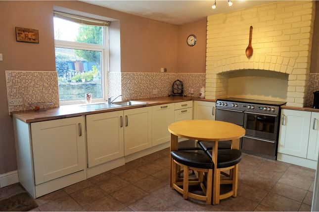 Thumbnail Cottage for sale in Batham Gate Road, Peak Dale