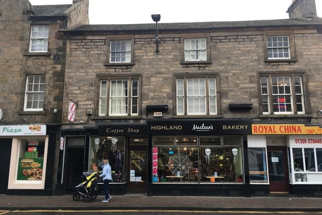 Thumbnail Retail premises to let in High Street, Forres