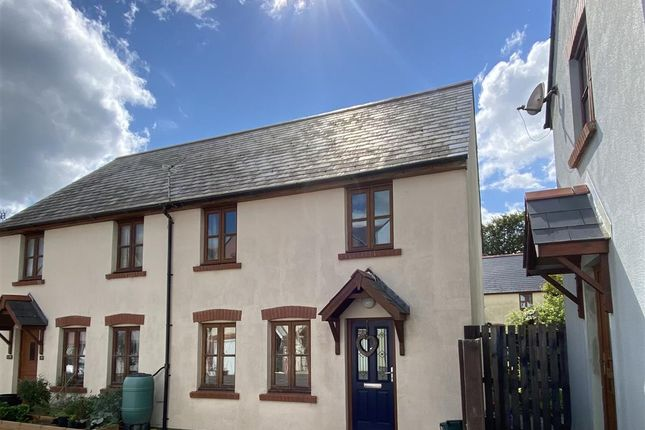 Thumbnail Semi-detached house for sale in The Old School Estate, Station Road, Narberth