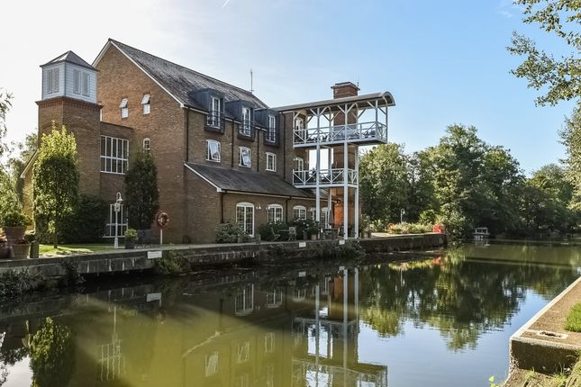 Thumbnail Flat to rent in The Mill, Jessamy Road, Whittets Ait, Weybridge